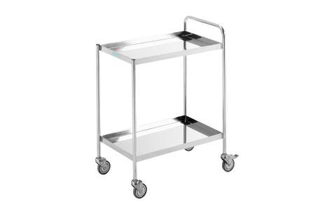TROLLEY TWO TIER 800WX550DX900H SIMPLY