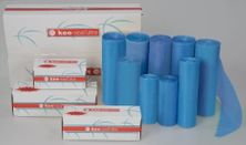 ICING BAG 45CM BLUE GRIP DISPOSABLE 72PK