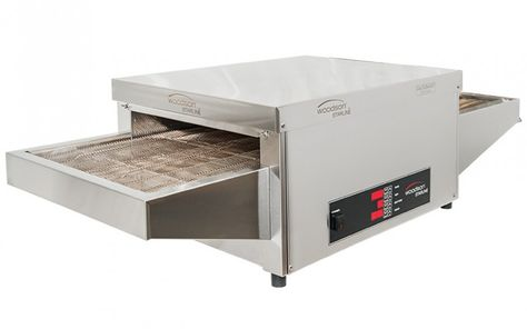 CONVEYER PIZZA OVEN COUNTERTOP STARLINE