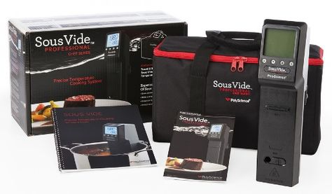 SOUS VIDE PROFESSIONAL CHEF POLYSCIENCE