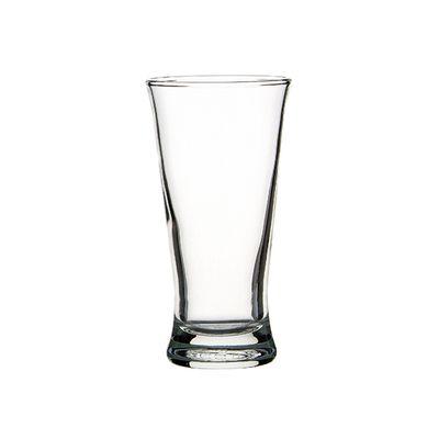 CROWN PILSNER BEER GLASS