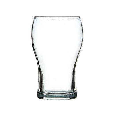 BEER GLASS 285ML, CROWN WASHINGTON