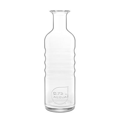 WATER BOTTLE 750ML, LUIGI OPTIMA