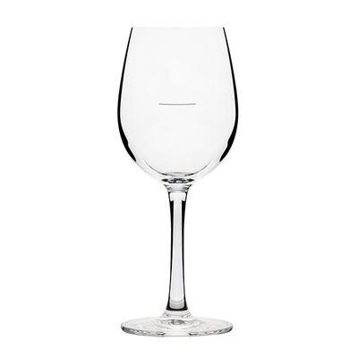 WINE GLASS 350ML W/PLIMSOL, PASABAHCE