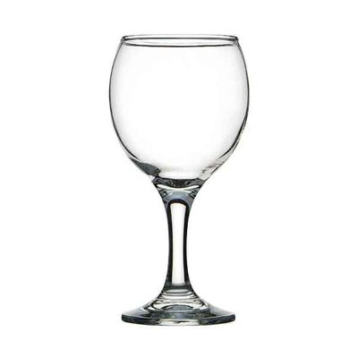 CROWN CRYSTA WINE GLASS