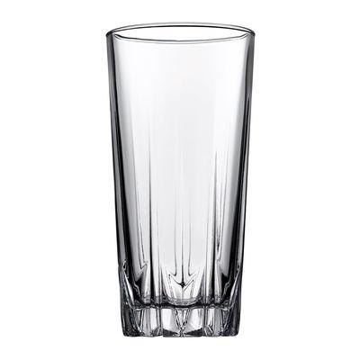 GLASS LONG DRINK 330ML, CROWN KARAT