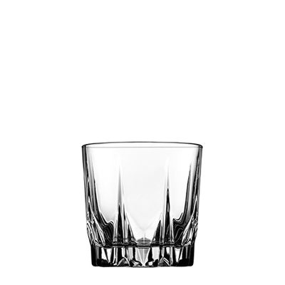 GLASS WHISKY 300ML, CROWN KARAT
