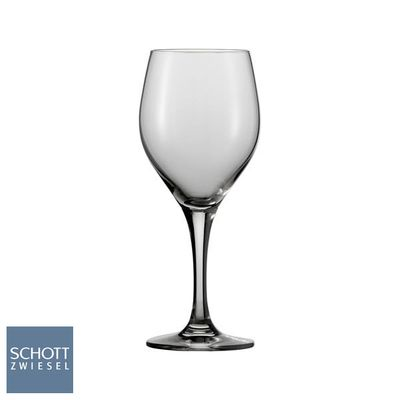 GLASS BURGUNDY 323ML, SCHOTT MONDIAL