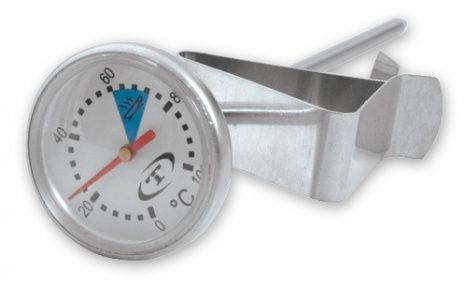 COFFEE THERMOMETER W/CLIP DIAL