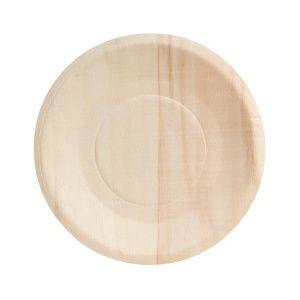 PLATE ROUND BIO WOOD (10PK)