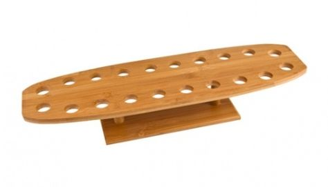 CONE HOLDER BAMBOO 20HOLE