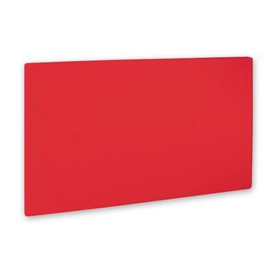 CUTTING BOARD RED PE
