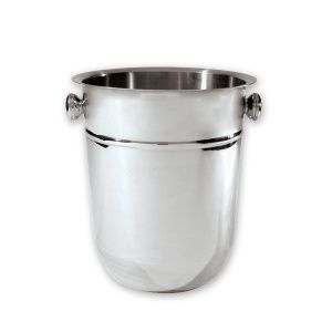 CHAMPAGNE BUCKET 260X225 MIRROR 18/8
