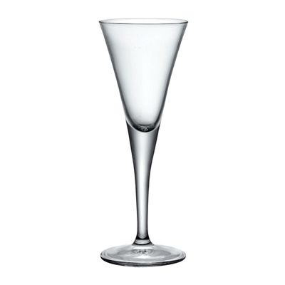 GLASS STEM SCHNAPS 55ML FIORE