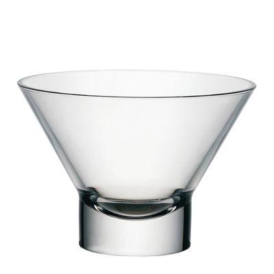 GLASS DESSERT BOWL 375ML YPSILON