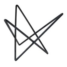 DISPLAY STAND STAR BLACK 150MM, RYNER
