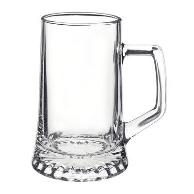 GLASS BEER W/HANDLE 510ML STERN
