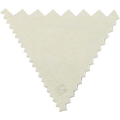 SCRAPER COMB TRIANGLE 93X83MM THERMO