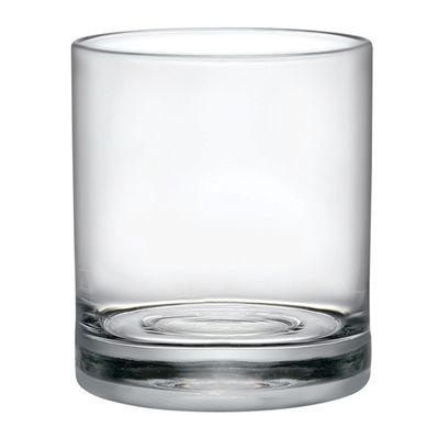 GLASS DOUBLE OLD FASHION 400ML CORTINA