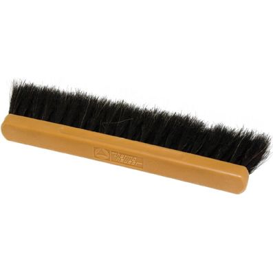FLOUR BRUSH 300MM BLACK BRISTLE THERMO