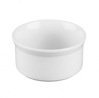 RAMEKIN WHITE 70MM, CHURCHILL COOK