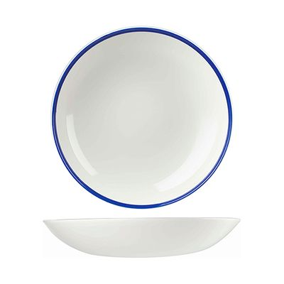 BOWL COUPE, CHURCHILL RETRO BLUE