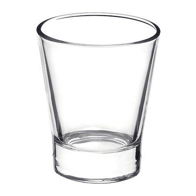 GLASS ESPRESSO 90ML CAFFEINO