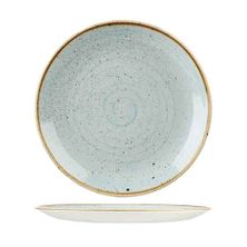 PLATE COUPE D/EGG260MM, C/HILL STONECAST