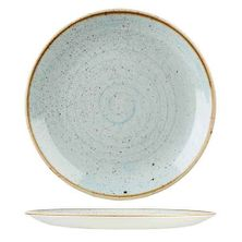 PLATE COUPE D/EGG 288MM,C/HILL STONECAST