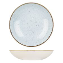 BOWL COUPE D/EGG 310MM, C/HILL STONECAST