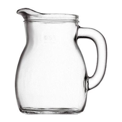 BORMIOLI BISTROT GLASS JUG