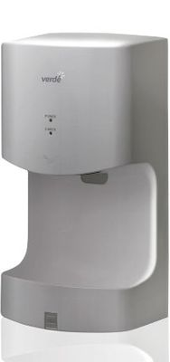 HAND DRYER AUTO SILVER, VERDE MINI