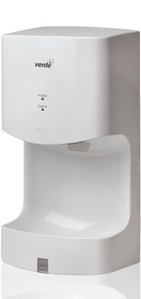 HAND DRYER AUTO WHITE, VERDE MINI