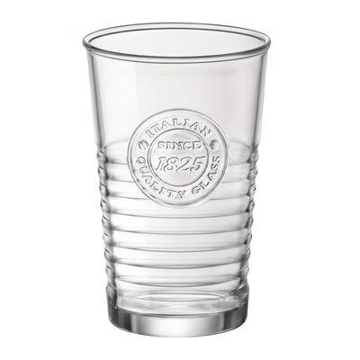 GLASS TUMBLER 300ML, OFFICINA1825