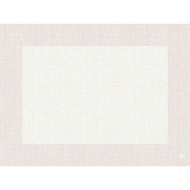 DUNICEL PLACEMATS WHITE 30X40CM