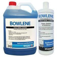 TOILET CLEANER BOWLENE1L