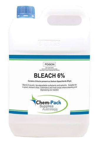 BLEACH 6% 5L