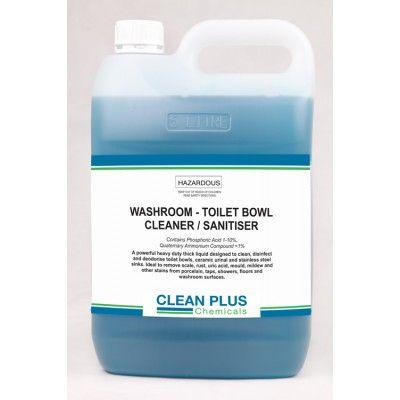 WASHROOM CLEANER SANITISER 5L