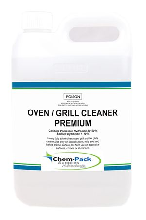 OVEN & GRILL CLEANER PREMIUM / 5L