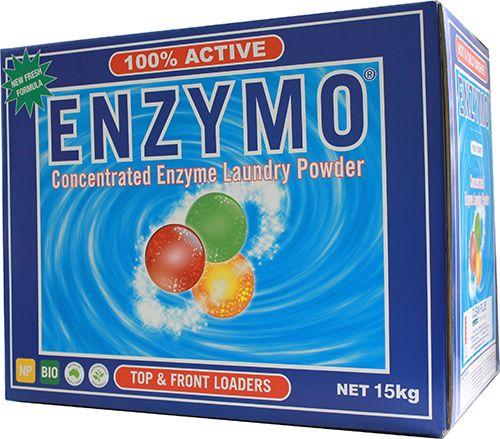 ENZYMO LAUNDRY POWDER 15KG / CTN