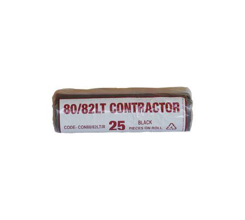 GARBAGE BAG CONTRACTOR 82L 250/CTN