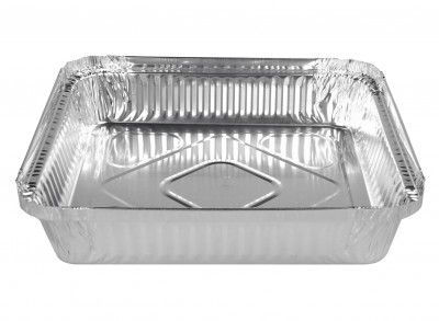 FOIL TRAYCATERING 3KG 314X254X5MM /200CT