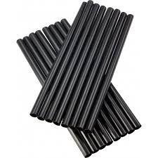 STRAWS COCKTAIL BLACK 5000/CTN