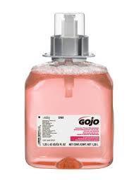 GOJO FOAM HAND WASH FMX 1250ML/CTN3