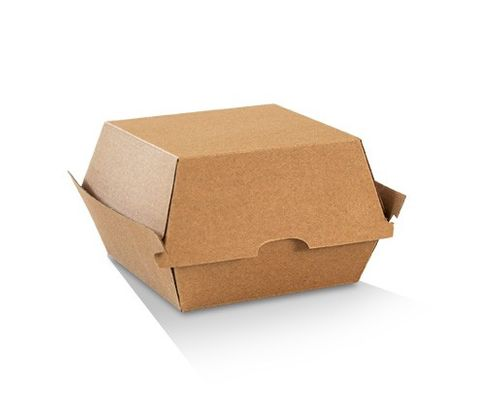 BURGER BOX BROWN 102X102X80 250/CTN