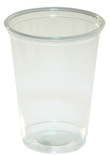 CLEAR PLASTIC CUP 285ML 1000/CTN