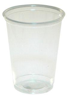 CLEAR PLASTIC CUP 225ML 1000/CTN
