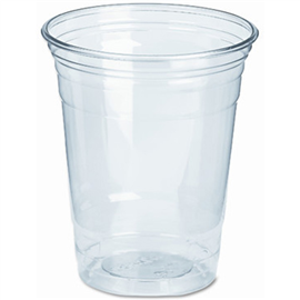 CLEAR PLASTIC CUP 350ML /1000CTN