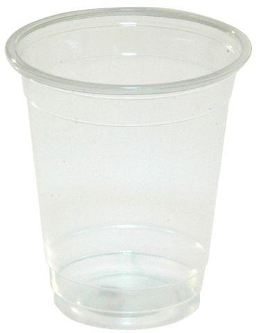 CLEAR PLASTIC BEER CUP 425ML 1000/CTN