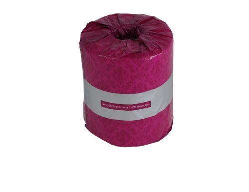 PREMIUM 2PLY TOILET PAPER 400 SHT 48/CTN